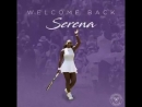 Its been a long time since we last saw @serenawilliams play at Wimbledon - 724 days, to be precise. - - And its a delight to hav