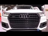 2018 Audi Q7 Quattro - Exterior and Interior Walkaround - 2018 New York Auto Show