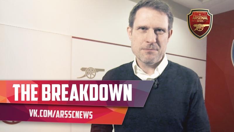 The Breakdown: Arsenal U18 FA Cup semifinal