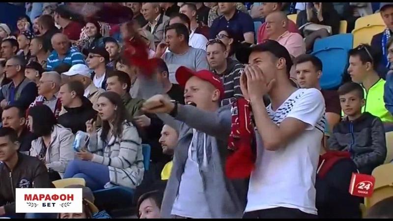 Верес 1:2 Динамо | Жулио Сезар