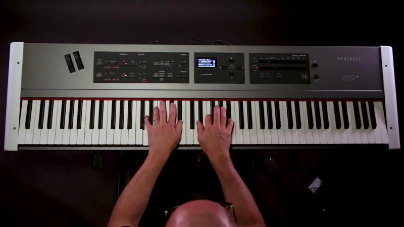 Dexibell VIVO S7 88-Key Digital Stage Piano