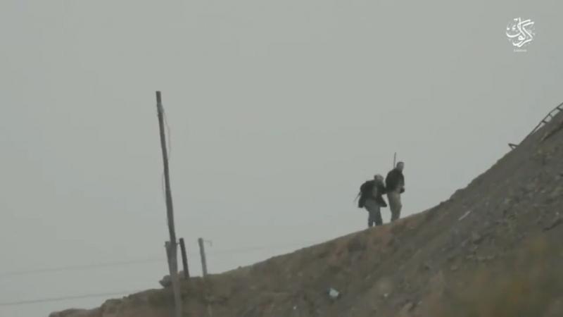 Syria svd tracer head face ricochet