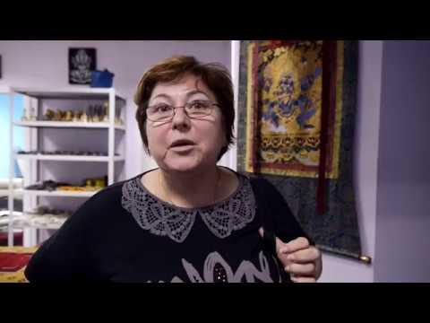 Римма Дрожжина отзыв о семинаре с поющими чашами Москва