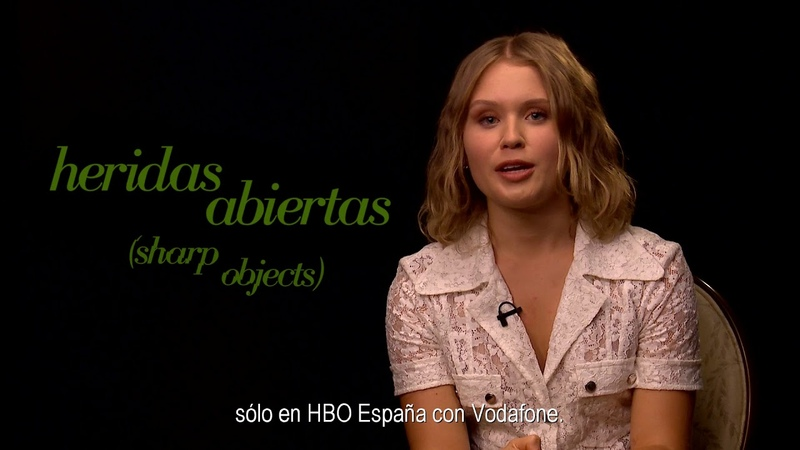 Heridas abiertas (Sharp Objects) | ¡Eliza Scanlen te saluda!