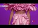 MARIA ESCOTE Highlights MBFW Spring Summer 2019 Madrid - Fashion Channel