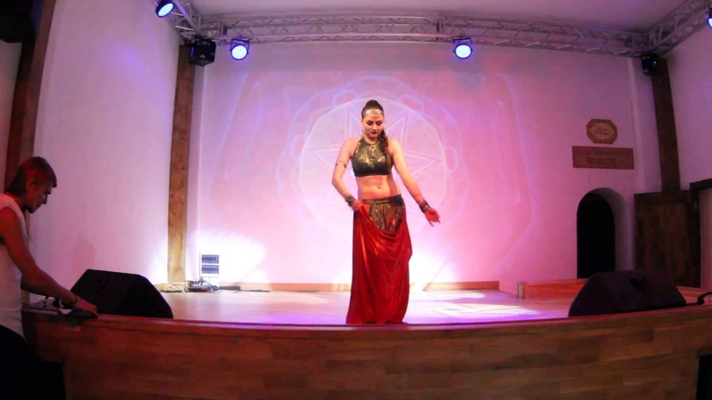 Polina Yankovskaya feat. Kayatma - Tribal Festival 07.07.2018