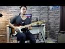 Hard Rock Pattaya Guitar Battle 2018 - Tor Porramate