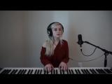 Вокальное исполнение песни Pure Imagination - Willy Wonka , The Chocolate Factory (Holly Henry Cover)