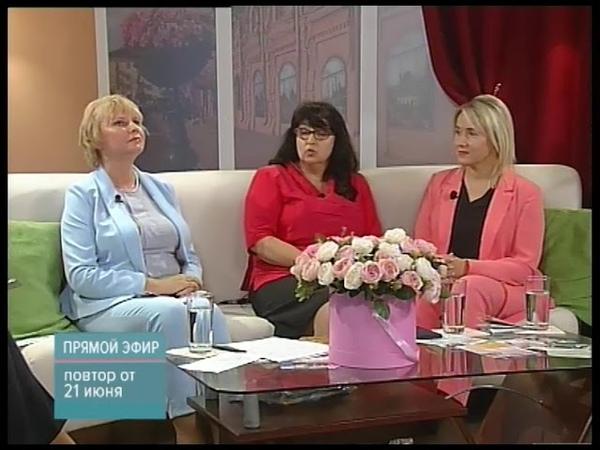 РМАТ в прямом эфире телеканала ТНТ-Клин