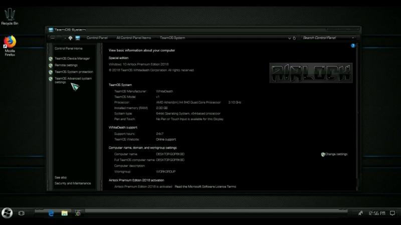 [Алексей Лещенко] Говносборка Airlock Premium Edition 2018 на основе windows 10