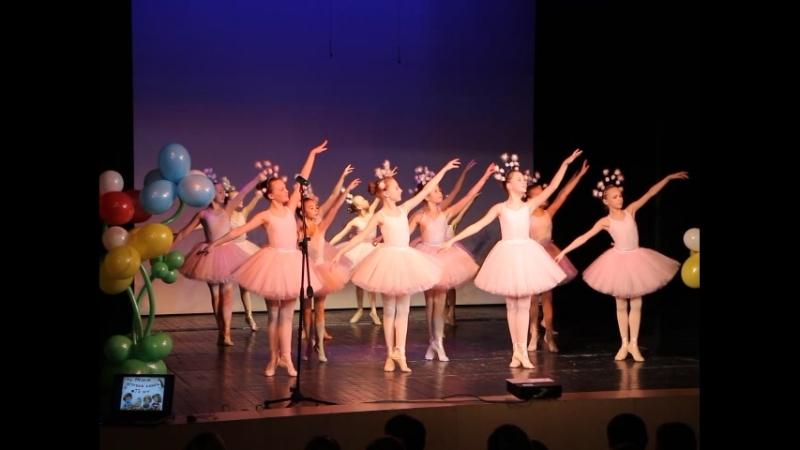 Балетная студия при Музыкальном театре РК