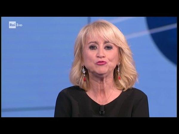 Luciana Littizzetto - Gli italiani, la geografia e il gps - Che tempo che fa 14/05/2017