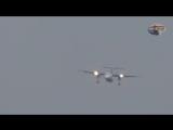 В Амстердаме пилот посадил самолёт при ветре в 120 км ч