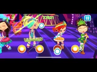 Музыкальный Патруль  третья игра по мотивам мультсериала уже в AppStore!
