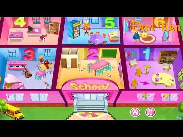 Game Trẻ Em: Lớp Học Vui Nhộn, Siêu Quậy, Hài Hước Phần 1