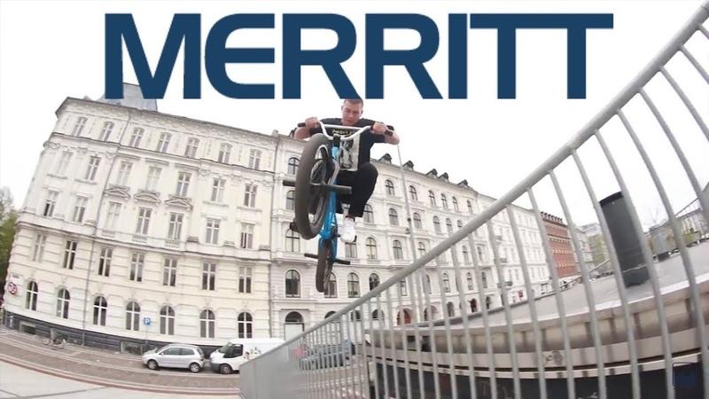 MERRITT BMX: MARCUS DIEMAR insidebmx