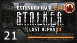 СТАЛКЕР Lost Alpha DC Extended pack 1.4b. Прохождение #21. Лаборатория Х10 под Радаром.