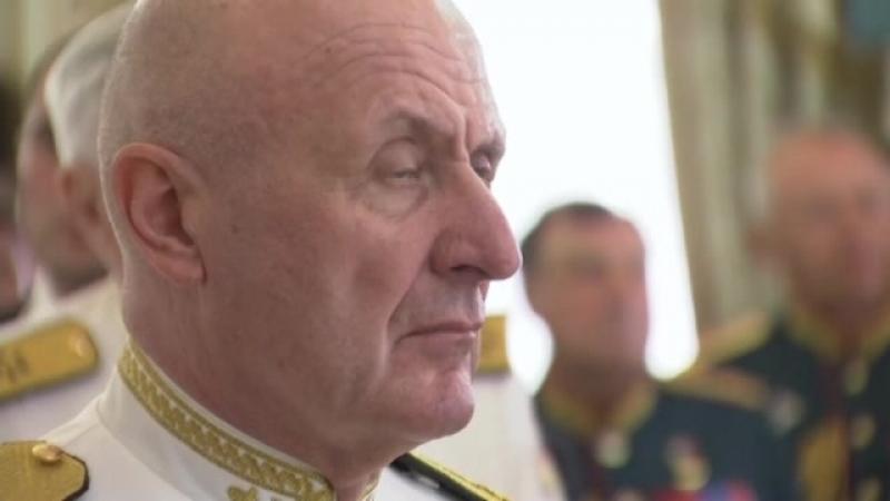 В здании Главного Адмиралтейства состоялся торжественный приём по случаю Дня Военно-Морского Флота. ДеньВМФ