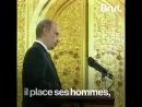 Vladimir Poutine, à la tête de la Russie depuis 18 ans : Son obsession : rendre sa grandeur à la Russie