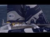 Sailing Gitana 17 The Flying Monster - Quiberon 24 TV