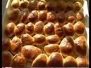 822 Очень вкусные пирожки с яблоками замес в хлебопечке