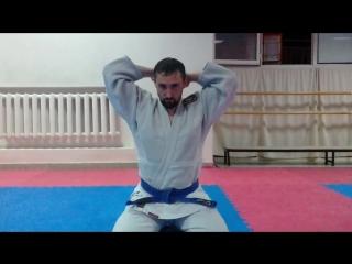Школа Джиу-Джитсу_ полезные упражнения для шеи.