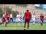 Победа сборной России на Красной площади