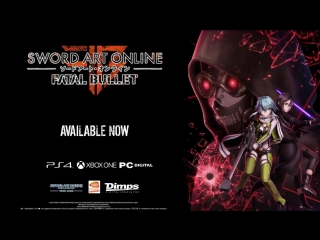 The Ambush of the Imposters DLC for Sword Art Fatal Bullet is out today! - - Join the new playable characters Dyne, Yamikaze and