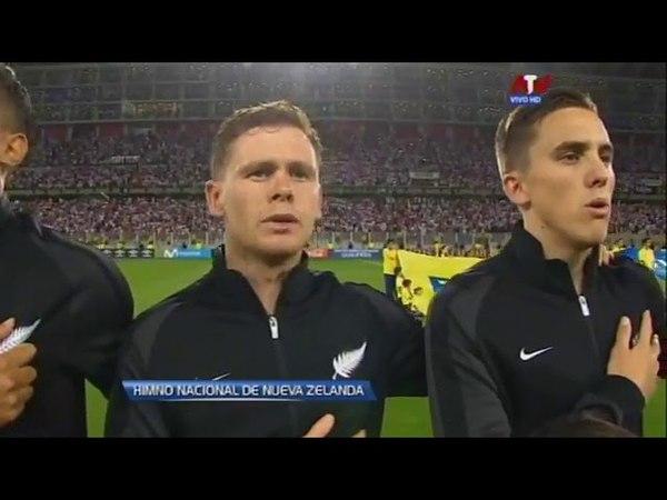 Peru vs Nueva Zelanda 15 Nov 2017 Partido Completo (sin comerciales) (2-0)