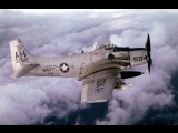 Edwin Starr - War (A-1 Skyraiders over Vietnam)