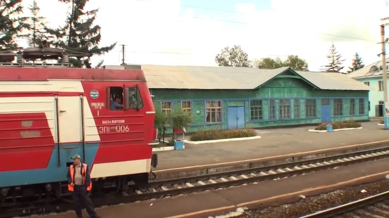 Бурея Амурская область вид из окна поезда