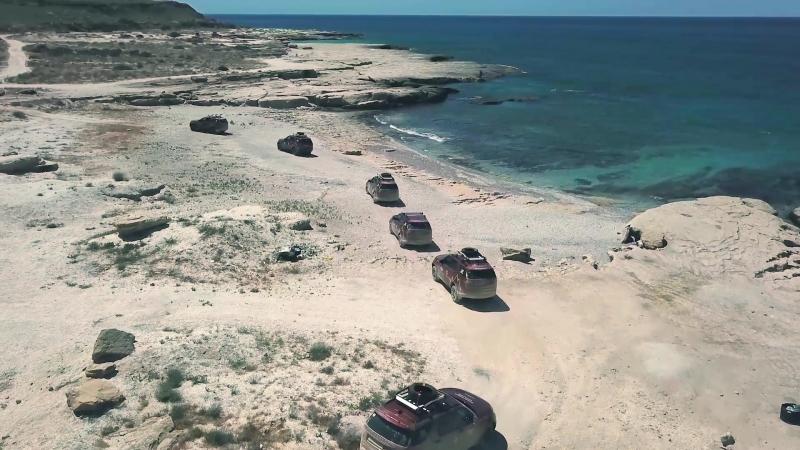 Land Rover   Экспедиция «Время новых открытий»