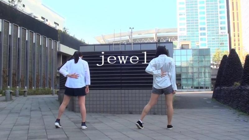 【+Axis】jewel 踊ってみた【オリジナル振付】 sm32878767