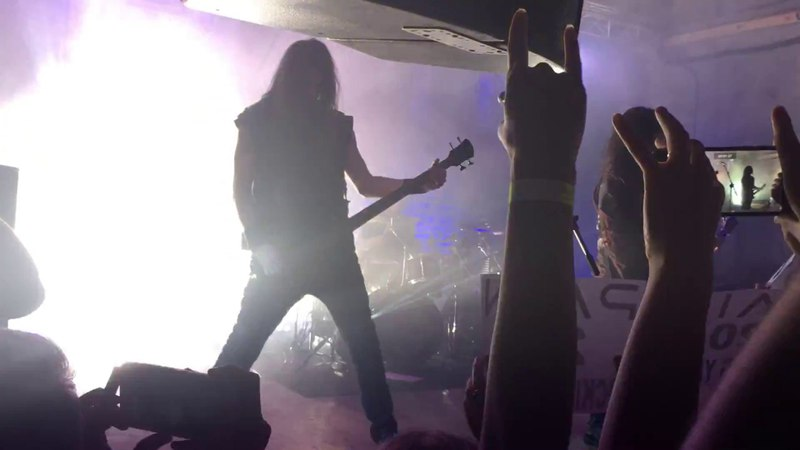 Pain Dancing With The Dead Live Novosibirsk 15 04 2018