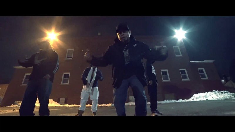MENACE w/ Shady Villains feat. Ruste Juxx Beast 1333 (OFFICIAL VIDEO)