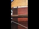 Обшивка дома 🏡 металлическим сайдингом