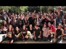 Чилийские фанаты поют Video Games
