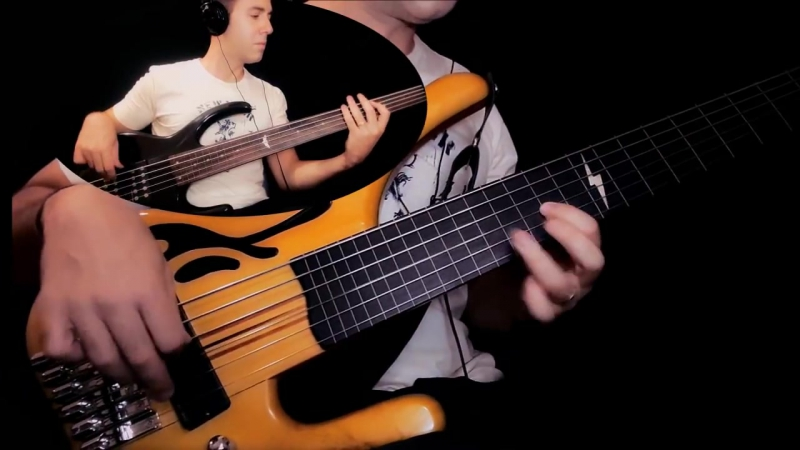 Fretless Bass Solo Duet - Fernando Petry