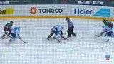 Моменты из матчей КХЛ сезона 1415 Удаление. Медведев Евгений (Ак Барс) наказан малым штрафом за опасную игру высоко поднятой