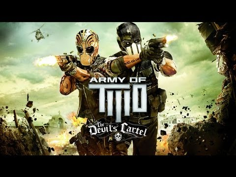 Обзор игры - Army of Two: The Devil's Cartel
