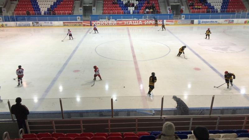 18.02.2018 2007 гр Северсталь - Олимп 2