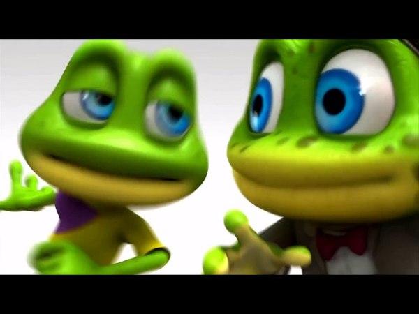 Веселые лягушки мультфильм Танцующие лягушки Детский канал
