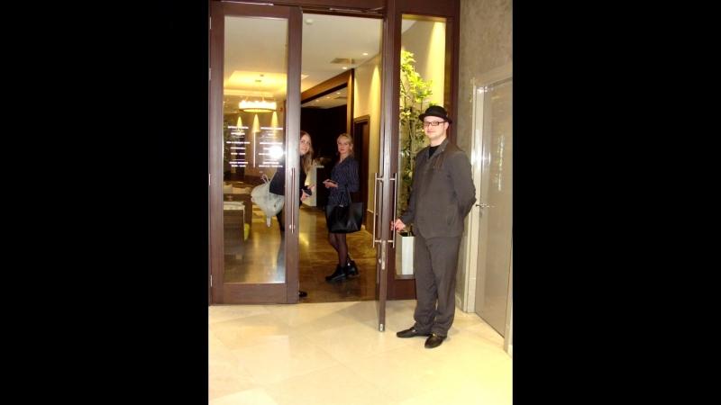 Менеджер по персоналу-Экскурсия в отель Ренессанс