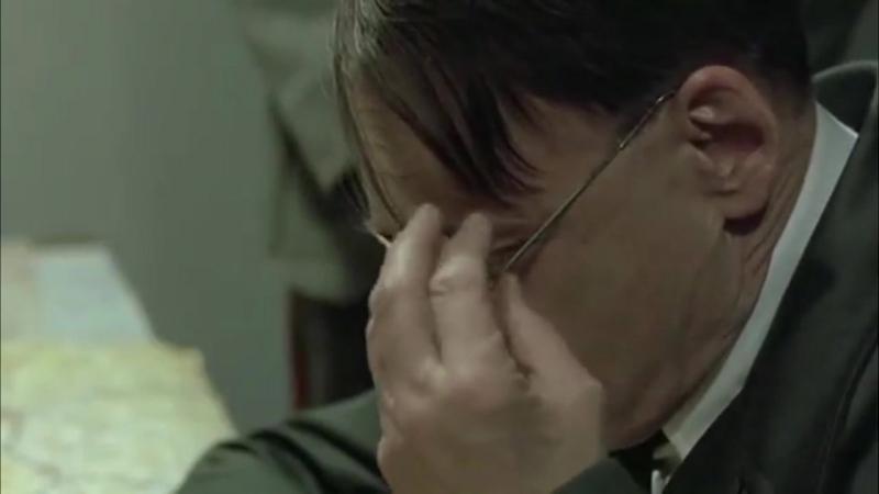 Гитлер о Батле Окисимрона и Дизастера Олимпиский Гнойный