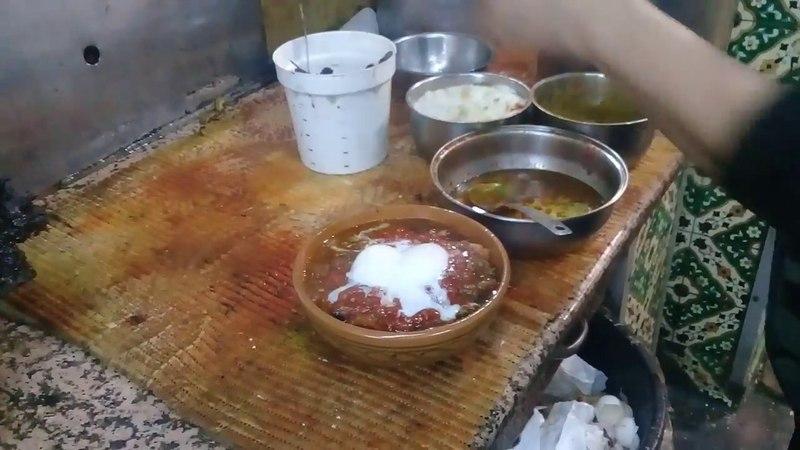 Street food Lablabi bel hargma Cuisine tunisienne عند ولد حنيفة لبلابي بالهرقمة 2 » Freewka.com - Смотреть онлайн в хорощем качестве