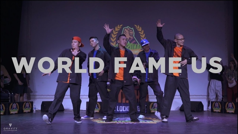 WORLD FAME US | SPECIAL SHOWCASE | HAND SHAKE LOCKING VOL.3 | KOREA