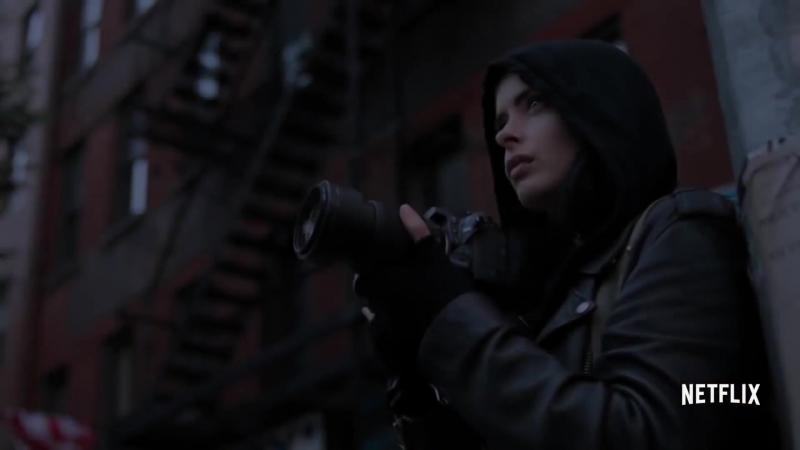 Джессика Джонс (2 сезон) - Русский трейлер (2017)