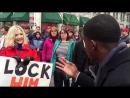African American says Black Live Matters is like fascism and White Power