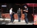 В центральному парку Херсона демонтували незаконне кафе