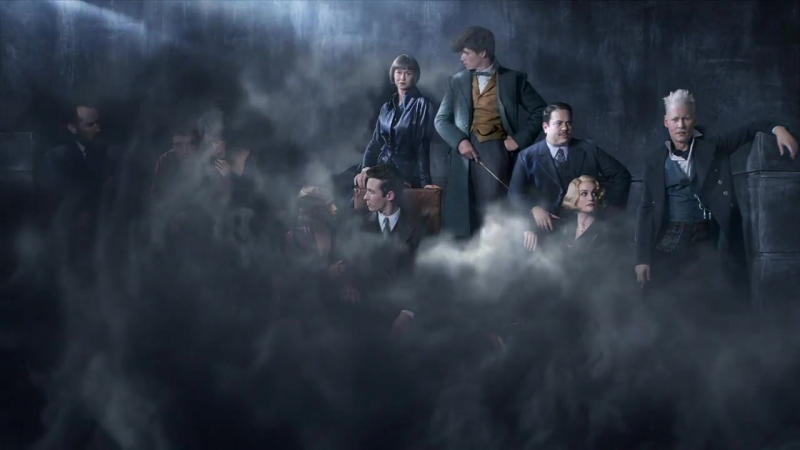 Fantastic Beasts_ The Crimes of Grindelwald International - First Look
